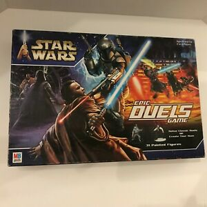 Star-Wars-Epic-Duels-Board-Game-Replacement-Parts-Pieces-2002-MB