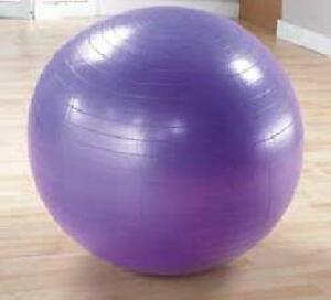 Imported Gym Ball Anti Burst 55 Cm With Pump For Sports (29836)