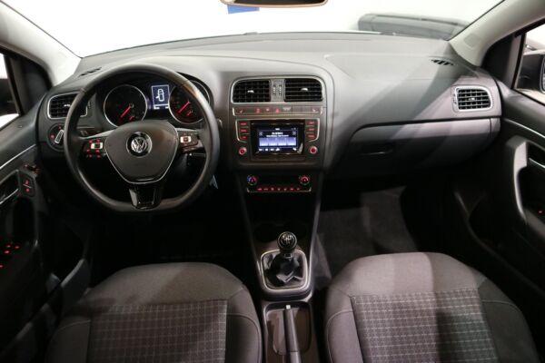 VW Polo 1,4 TDi 90 Comfortline BMT billede 5