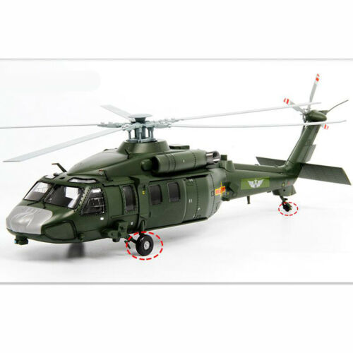 Details about  /1:72 Scale Diecast  China/'s 20 Armed Helicopter Model Plane Decoration