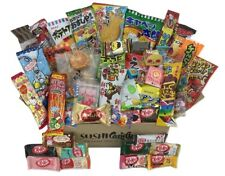 50 Japanese Candy box 10 Japanese kit kat + 40 japanese snacks (konpeito pocky)