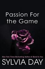 Passion for the Game Sylvia Day paperback FREE SHIPPING Georgian Series Book 2
