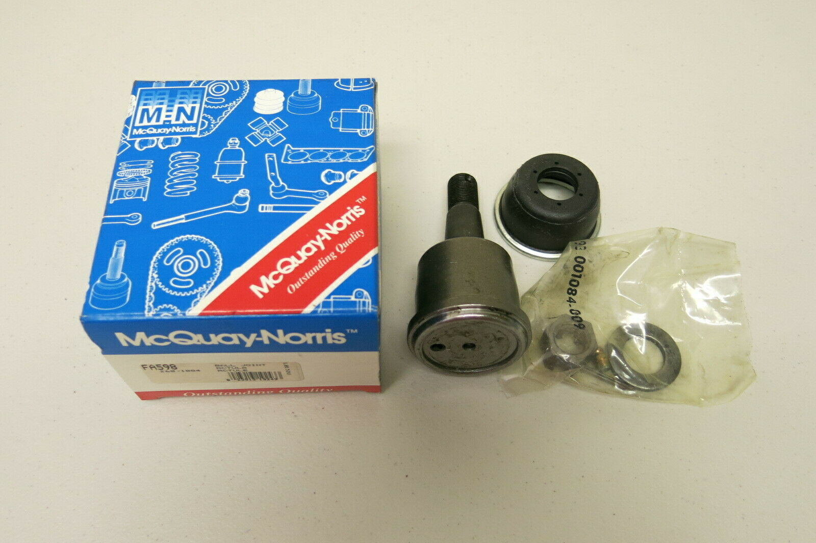Suspension Ball Joint-McQuay Norris Front Lower McQuay-Norris FA598