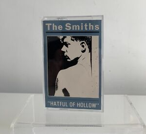 THE SMITHS Hatful Of Hollow UK CASSETTE ALBUM/TESTED ROUGH C-76
