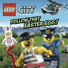 LEGO City: Follow That Easter Egg! by Trey King (Paperback, 2016)