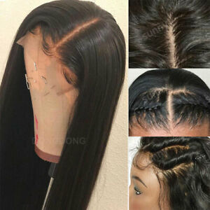 Lace-Front-Wig-Silky-Straight-Malaysian-Virgin-Human-Hair-Wigs-with-Baby-Hair-h