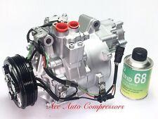 2006 2011 Honda Civic 13l Hybrid Oem Reman Ac Compressor Withone Year Warranty