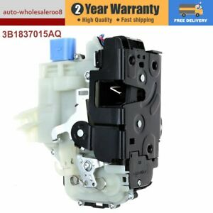 Front Left Door Lock Actuator Fits For VW Polo Transporter T5 Skoda 3B1837015AQ