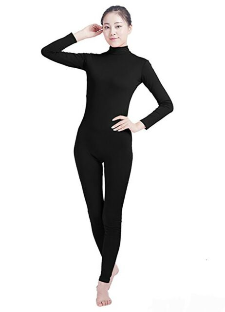 Unisex ginnastica Body Yoga Body Costume Da Balletto Zentai Spandex Dancewear