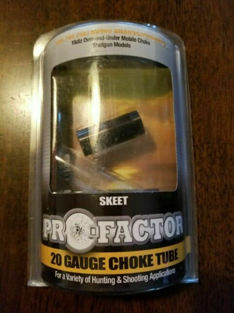 Pro-factor Pf4 Choke Tube 20 Gauge Yildiz Shotguns Skeet 96539