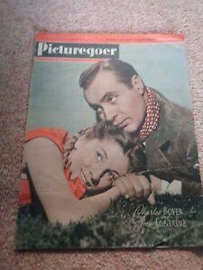 Vintage-Picturegoer-magazine-Sept-18th-1943-Charles-Boyer-Joan-Fontaine