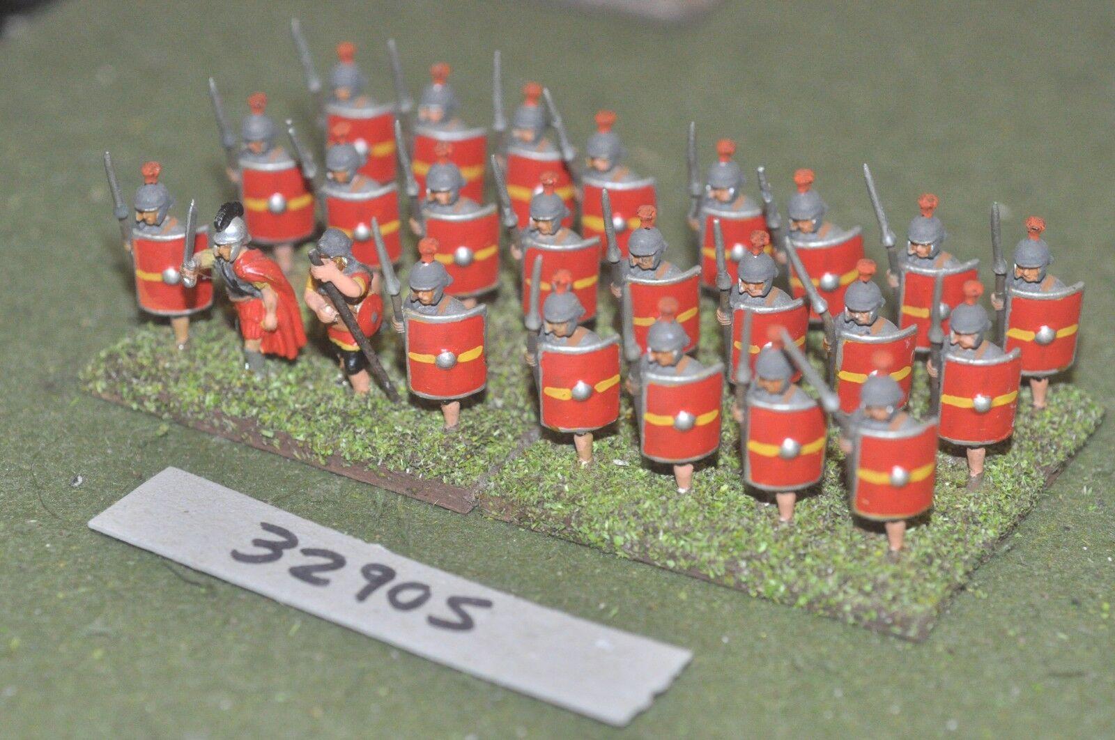 25mm roman era   roman roman roman - legionaries 24 figures - inf (32905) a7e95f