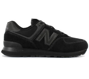 Neuf Baskets Ml574ete Classics Chaussures New Balance 574 Noir De Hommes Sport wU1PWZvnq