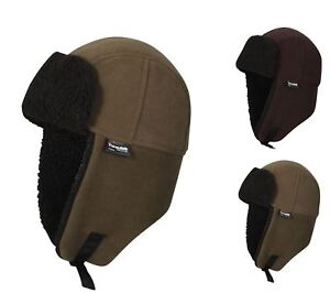 Image is loading Men-039-s-Waterproof-Thinsulate-Trapper-Hat-3M- 47bcd8b79bd