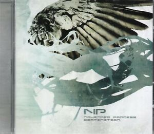 November-Process-Deafinition-2007-CD-New-amp-Sealed