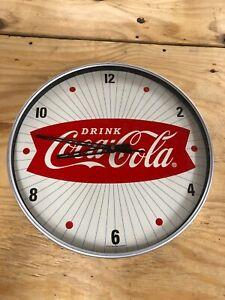 15-Inch-Coca-Cola-Hanging-Wall-Clock