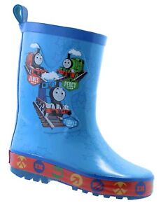 a3d6d20015f32 Image is loading Thomas-Toddler-Rain-Boots-Kids-rain-boots-childrens-