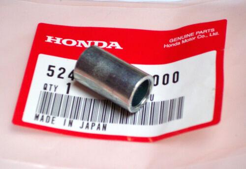 Amortisseur JAMBE DE FORCE ARRIERE BAS Collar Cushion Honda Cb Cy Xl 50 Douille de F