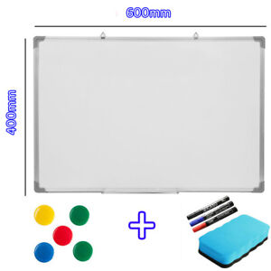 Special Section Aluminium Magnetic Whiteboard Dry Wipe Notice Board For Classroom Office Home Office Equipment Flipcharts/whiteboards