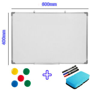 Flipcharts/whiteboards Special Section Aluminium Magnetic Whiteboard Dry Wipe Notice Board For Classroom Office Home Office Equipment & Supplies