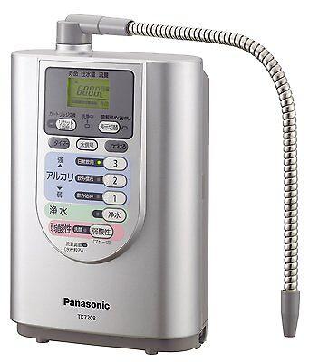 NEW Panasonic Water Purifier alkali ion Water Purifier TK7208P-S Japan #Fasts