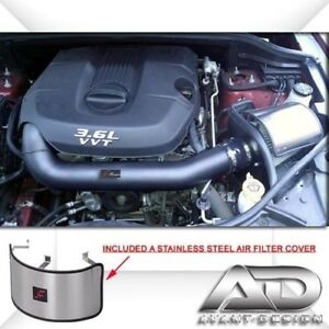11-15 DODGE DURANGO /& JEEP GRAND CHEROKEE 3.6L 3.6 V6 AF DYNAMIC COLD AIR INTAKE