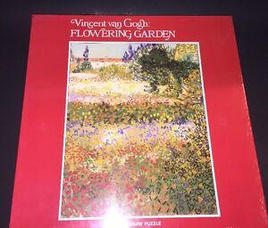 Image Is Loading Puzzle Metropolitan Museum Vincent Van Gogh Flowering  Garden