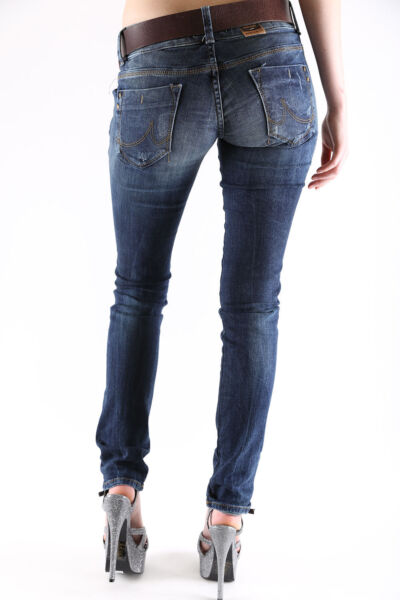 LTB Damen Jeans Molly Oxford Neuware Größe wählbar Röhre mit Top Passform