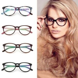 1e2a8b0e97 Image is loading Vintage-Cat-Eye-Eyewear-Women-Luxury-Glasses-Frame-
