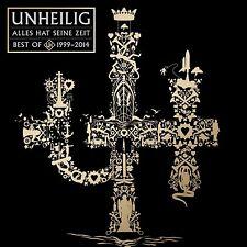 Unheilig-Alles hat seine Zeit - Best Of Unheilig (1999-2014) CD