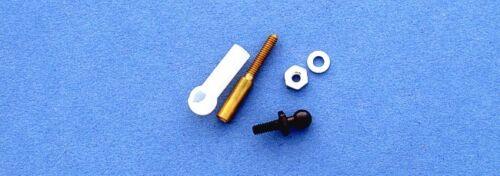 Du-bro 181 Uniball 2-56 Threaded Ball Link Modell