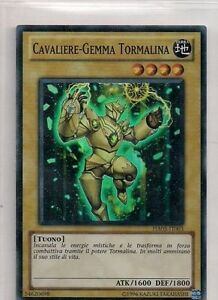 Gemma-Knight-Tourmaline-Gem-Knight-YU-GI-OH-HA05-IT003-Ita-SUPER-RARE
