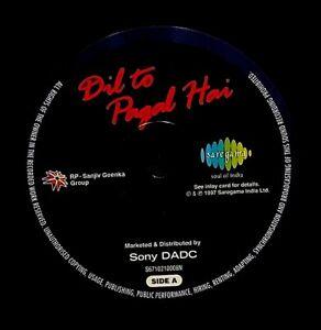 Uttam-Singh-Anand-Bakshi-039-Dil-To-Pagal-Hai-039-LP-vinyl-mint-new-in-inner-bag
