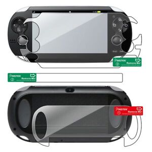 Clear-Full-Body-LCD-Front-Back-Screen-Protector-For-Sony-PS-Vita-PSV