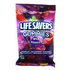 Lifesavers Gummi Peg Wild Berries 7Oz ( 12 In A Box )