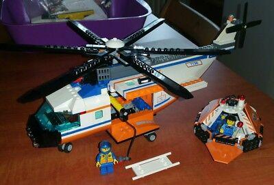 2019 Nuovo Stile Lego 7738 Coast Guard