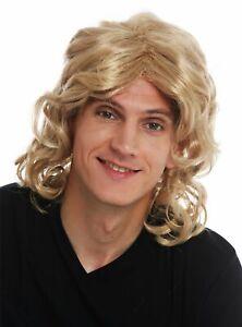 Perruque-Homme-Long-Ondule-Blonde-Crete-Moyen-Gigolo-Schonling-Chanteur