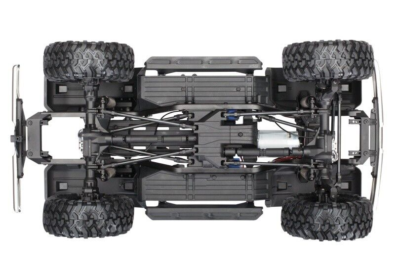 Traxxas trx-4 Ford Bronco XLT 1/10 Scale Crawler Crawler Crawler RTR + Batterie + Chargeur 82046-4s2 d8af19