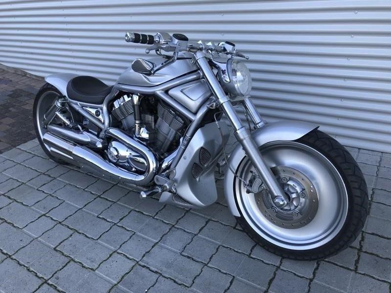 Harley-Davidson, VRSCA V-Rod, 1131