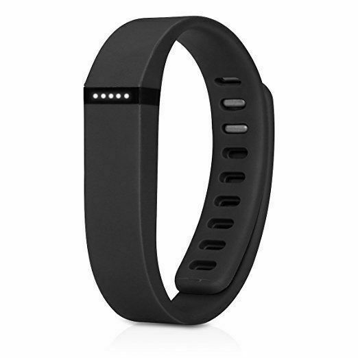 Fitbit Charge Large L BLACK Sleep Activity Monitor with CHARGER FREE SHIPPING