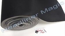 "Headliner Fabric Material BMW E46 3 W/sunroof  extra 4 Pillars 1/8"" Black 180"""