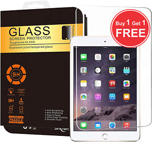 Clear-Premium-Tempered-Glass-Screen-Protector-For-Apple-iPad-Mini-1-2-3-4-5