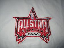 Reebok 2005 NBA ALL-STAR GAME Houston (LG) Heavy T-Shirt ALLEN IVERSON MVP