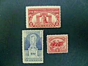 USA-1926-Complete-Commemorative-Year-Set-MNH-See-Images-amp-Description