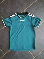 Sportstøj, T shirt, Hummel, str. 128, Meget