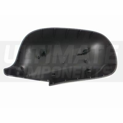 BMW 5 Series E60 Saloon 9//2003-2010 Wing Mirror Cover Cap Primed Drivers Side