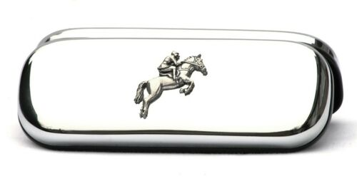 Horse Eventing Design Pen Case /& Ball Point Jumping Hunting Gift FREE ENGRAVING