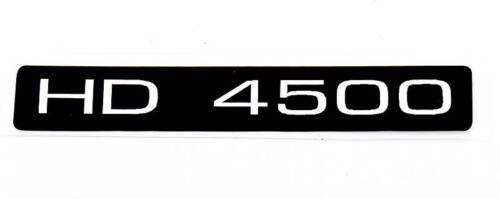 HD 4500   EMBLEM