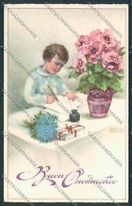 Hannes-Petersen-children-postcard-B5459-SZG