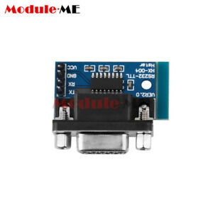 RS232 To TTL Converter Module COM Serial Board MAX232CSE Transfer Chip atmega16